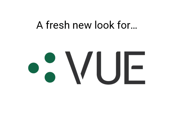 A Fresh New Look For VUE