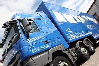 Afonwen Truck