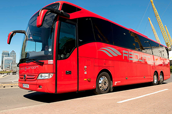 Redwing Coaches - Reducing fleet accident rates