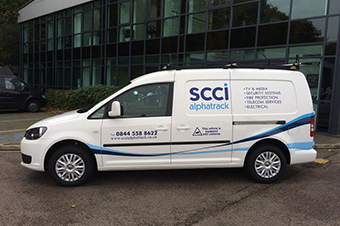 SCCI Van Video Telematics to deter Crash for Cash Claims