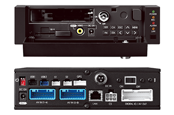 VMC8 VUEconnected Range Video Telematics Recorder