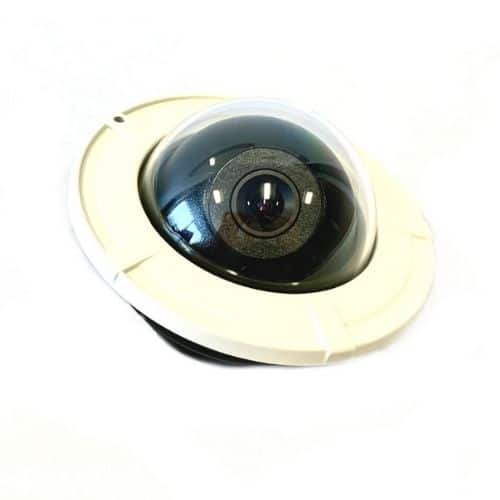 Cream Microdome camera