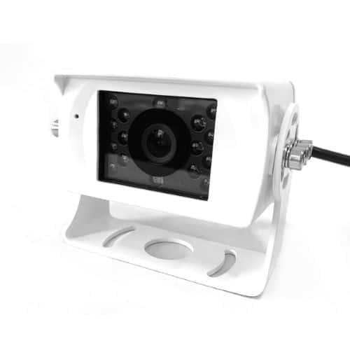 White Reverse Camera