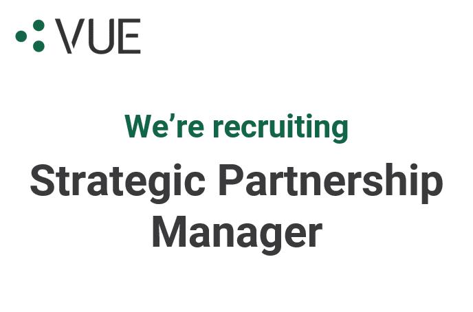 Strategic Partnership Manager Cover Image