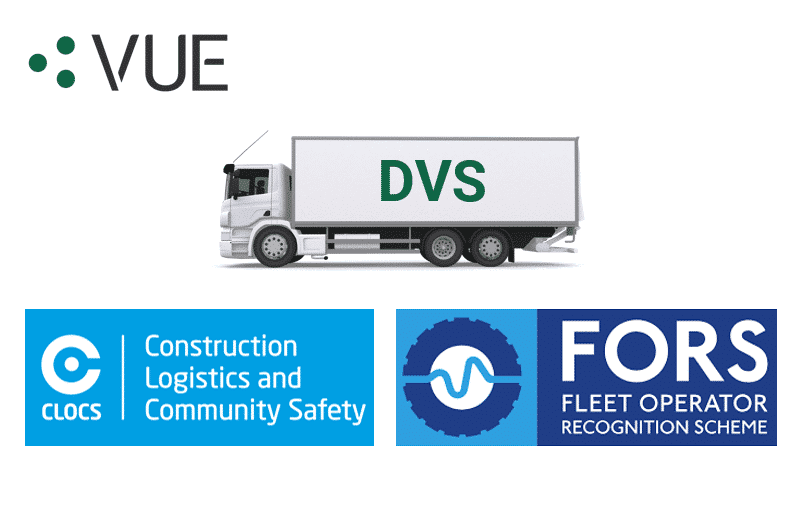 VUEconnected DVS and FORS Compliance