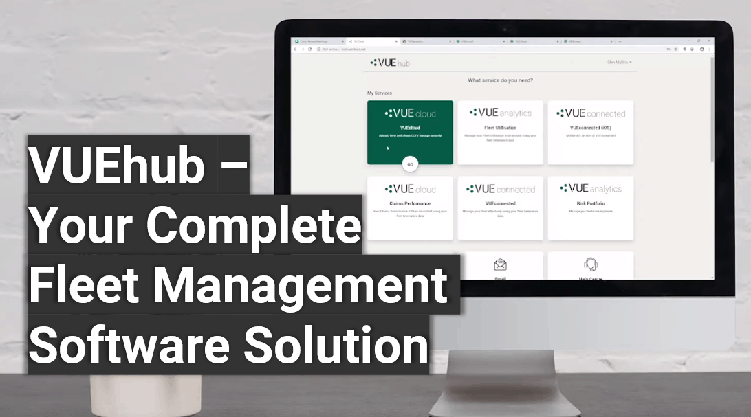 Vue Hub - Your Complete Fleet Management Software Solution
