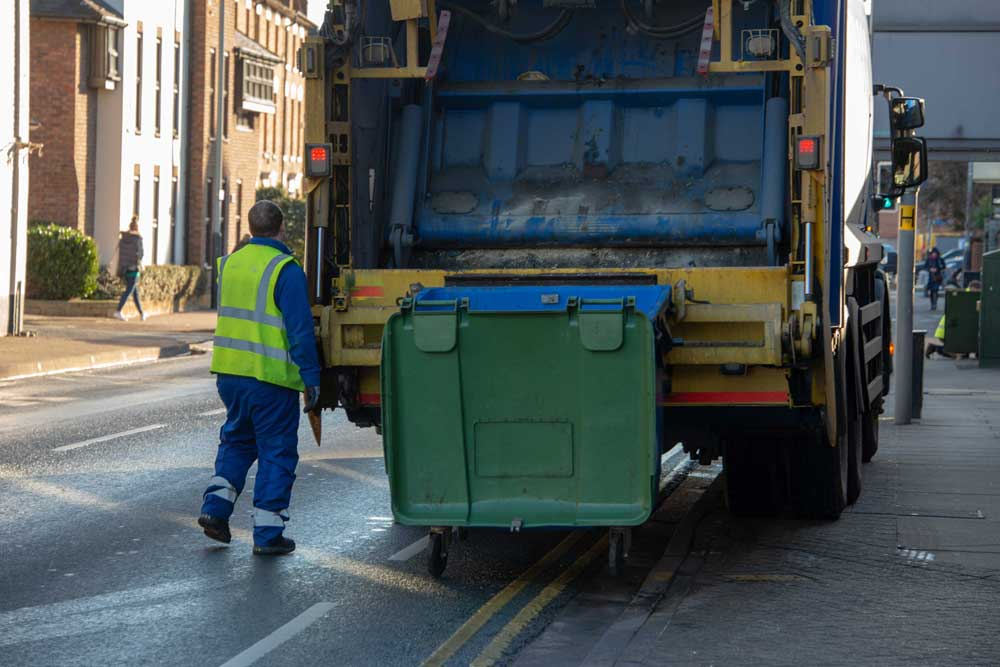 Video Telematics for Waste Management Fleets
