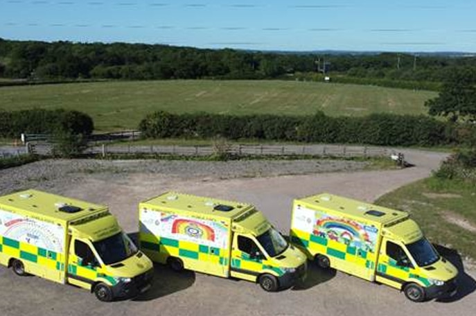 SECAmb Rainbow Competition