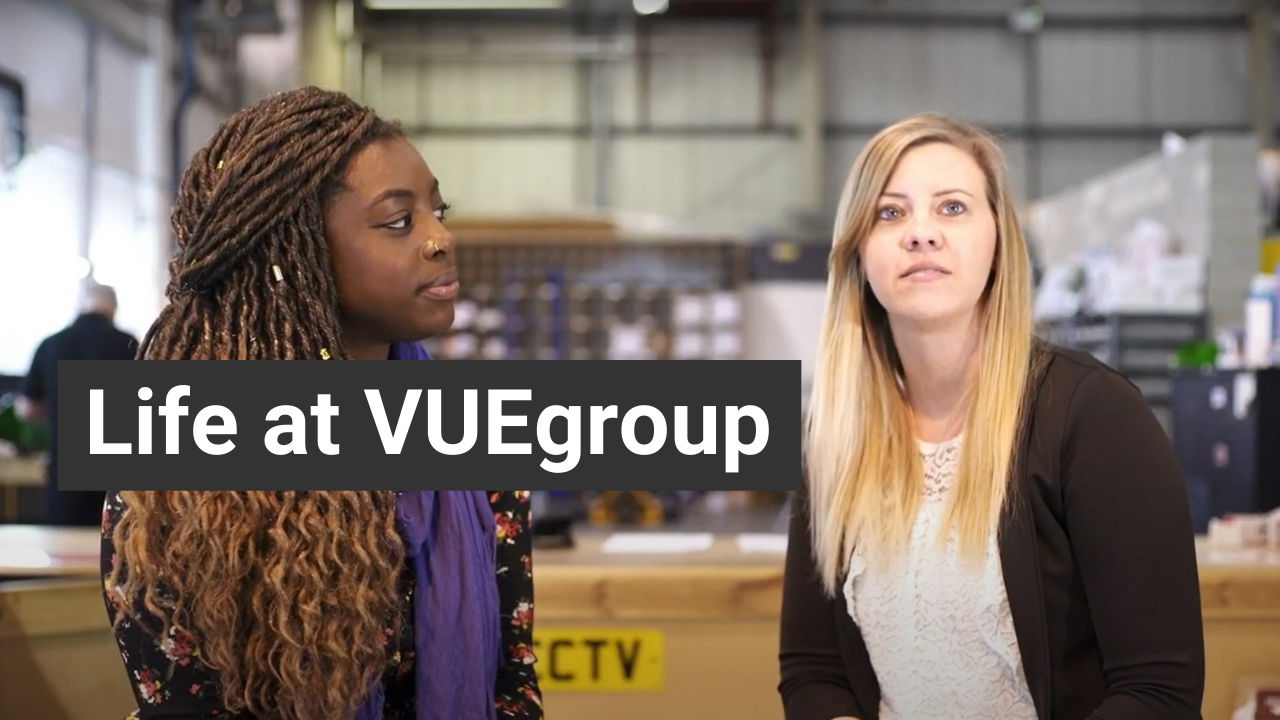 Life at VUEgroup Video