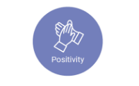 VUEvalues positivity