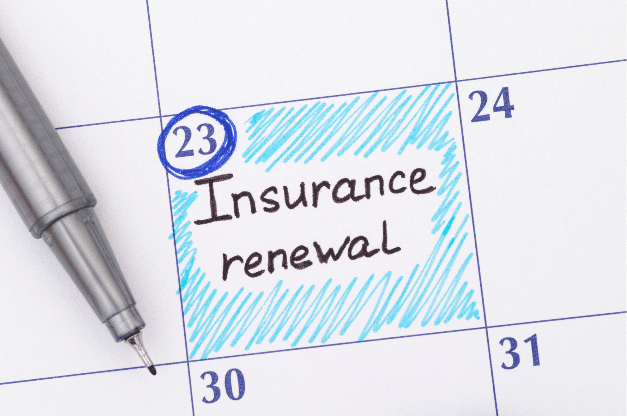 driving retention in fleet insurance calendar