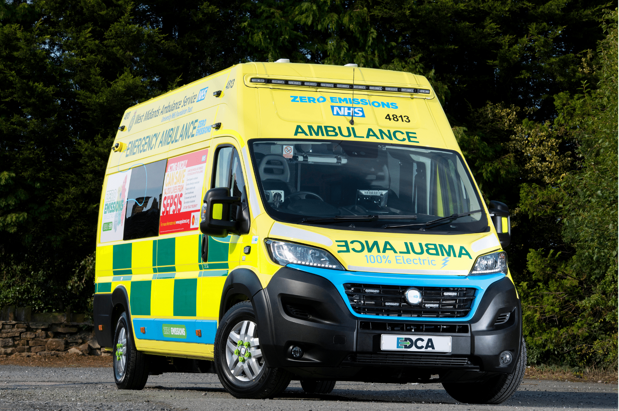 innovative video telematics wmas ambulance