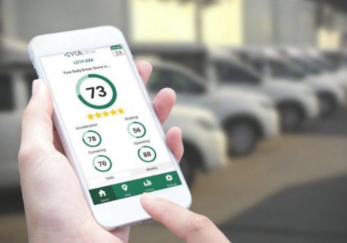 VUEdrive app for Driver Behaviour